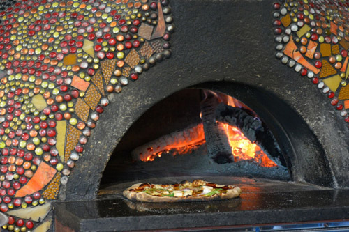 Fresh Wood Fired Pizza West Asheville